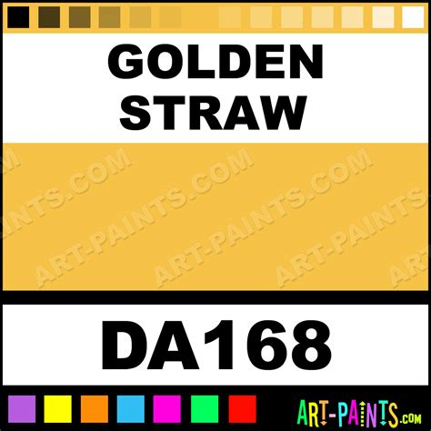 golden straw decoart acrylic paints da168 golden straw paint golden straw color americana