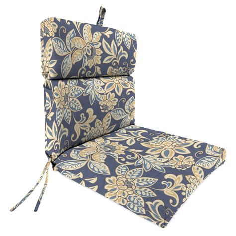 Outside Chair Cushions by Manufacturing 44 X 22 In Outdoor Chair Cushion