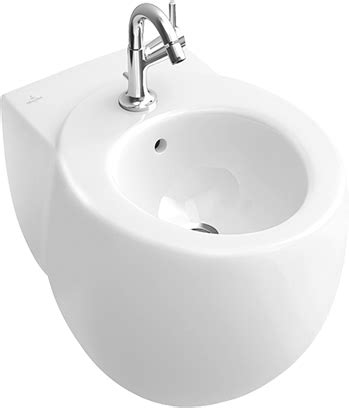 bidet eckig aveo new generation collection by villeroy boch