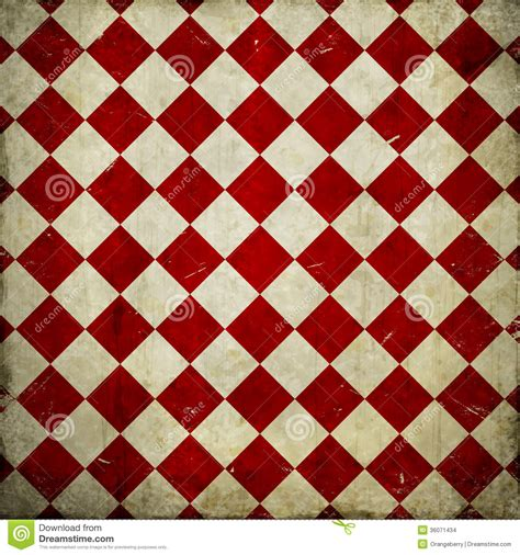 Floor And Decor Plano red grunge checkered background stock photo image 36071434