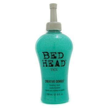 bed head creative genius bed head