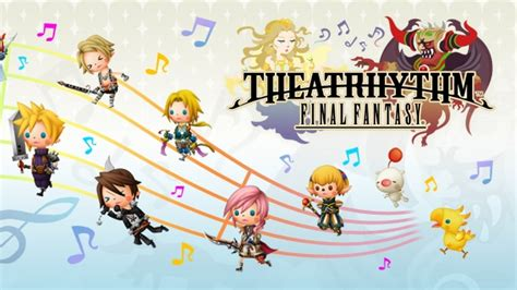 theatrhythm final fantasy curtain call 3ds theatrhythm final fantasy curtain call trademarked