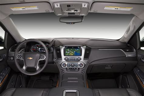 Chevrolet Tahoe Interior by 2015 Chevrolet Tahoe Ltz Interior