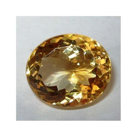 Golden Citrine Memo jual batu permata yellow golden citrine 8 18 carat