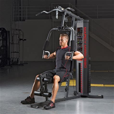 marcy mwm 990 home review top fitness magazine