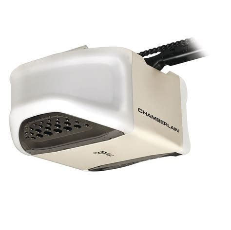 Garage Door Opener At Lowes Chamberlain 3 4 Hp Chain Garage Door Opener Lowe S Canada