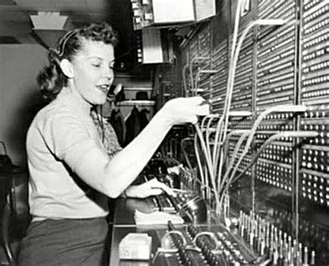Switch Bor switchboard operators it all in 1 minute