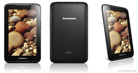 Lenovo A1000 A3000 Dan S6000 lenovo unveils the a1000 a3000 and s6000 entry level android tablets