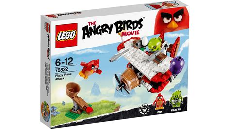 Angry Birds Lego 75822 piggy plane attack products lego 174 the angry