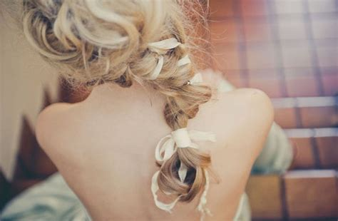 romantic hairstyles braids romantic braided wedding hairstyle long blonde hair