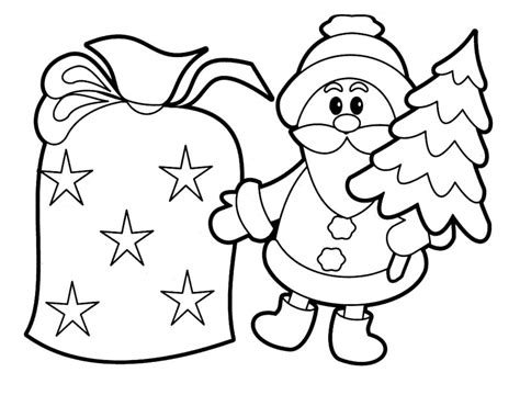 free coloring pictures of santa claus santa claus drawing az coloring pages