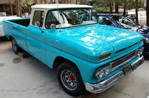 1960 c 20 chevy truck in condition 3 4 ton