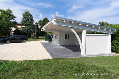 tettoia amovibile tettoia in legno per auto modello