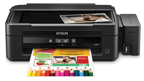 Printer Epson L120 Dan L210 lunes 3 de junio de 2013