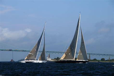 j boats racing in newport newport bucket race 12 meter charters