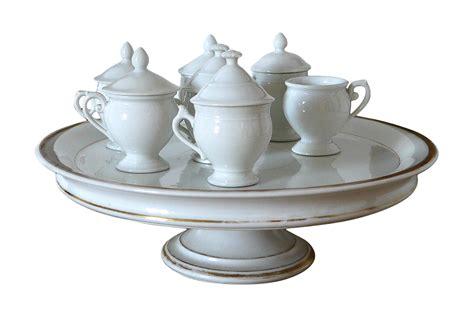 pots service white gold porcelain de service set omero home