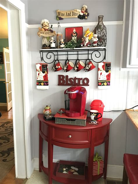 kitchen decorating theme ideas chef bistro decor chefs for my kitchen