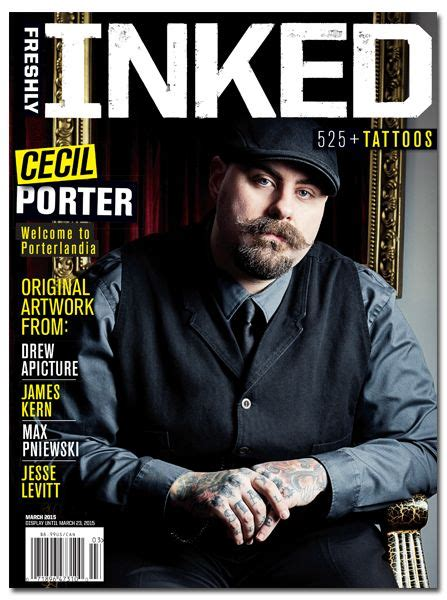 tattoo aftercare inked magazine 23 best my best friends work cecil porter images on