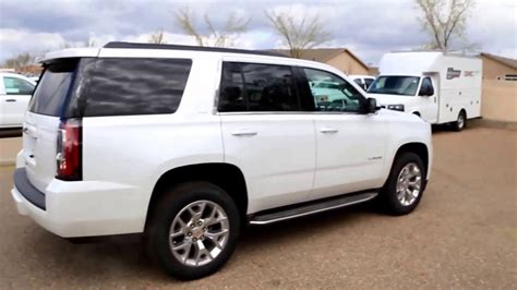 gmc yukon white 2017 white tricoat 2017 gmc yukon slt for sale in