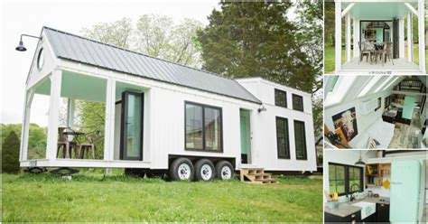 tiny homes 2017 perch nest releases newest family size tiny farmhouse on