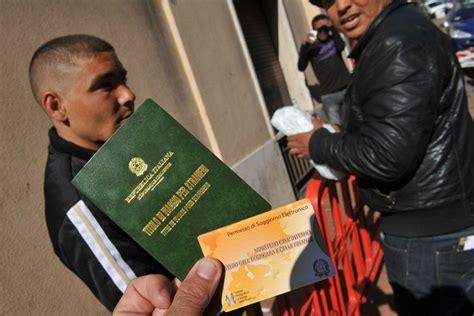 www stranieriinitalia it permesso di soggiorno quot tasse eccessive sui permessi di soggiorno quot e gli
