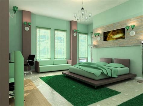 serene green is a interior paint color for stressful economic times www nicespace me