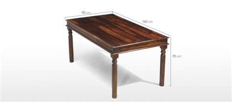 jali sheesham 160 cm thakat dining table quercus living