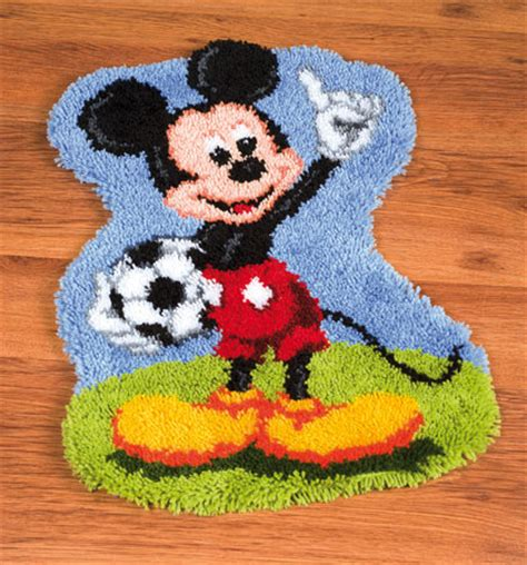 mickey mouse latch hook rug kits mickey mouse latch hook from vervaco disney by vervaco kits embroidery casa cenina