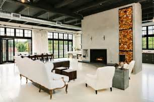 Urban Modern Interior Design by 15 Fascinating Industrial Living Room Designs That Turn