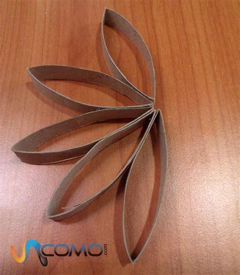 imagenes de flores con tubos de papel bao c 243 mo hacer flores con tubos de papel higi 233 nico 11 pasos