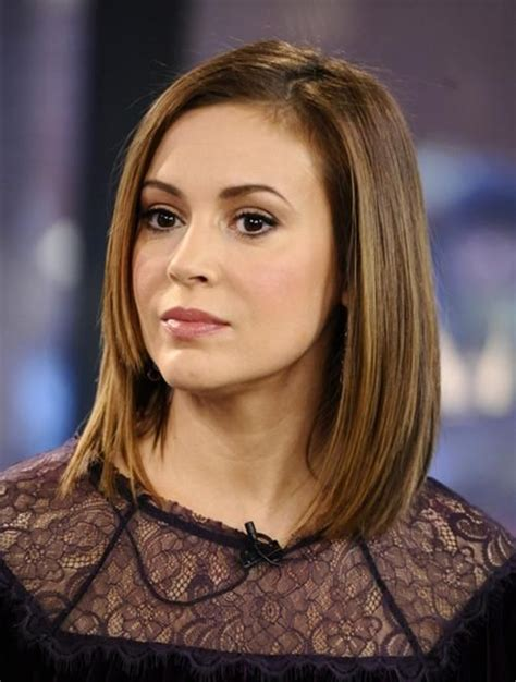 millisa milanos hair alyssa milano beautiful short hairstyles and hair color