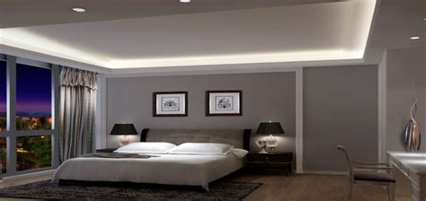 modern wall for bedroom gray wall rendering modern bedroom 3d house