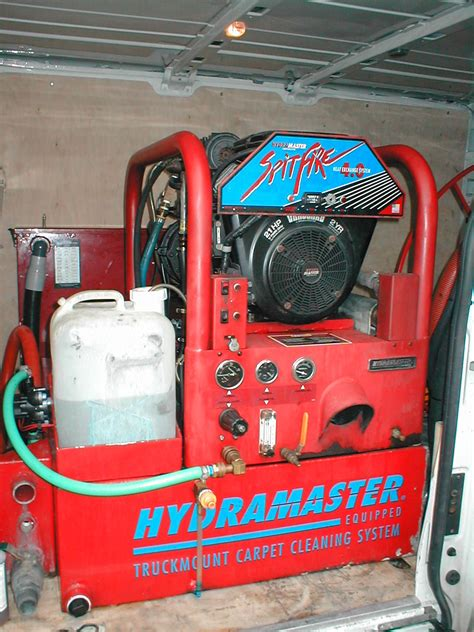 Upholstery Cleaning Machines For Sale by Truckmount Carpet Cleaning Machine And Transit Sold