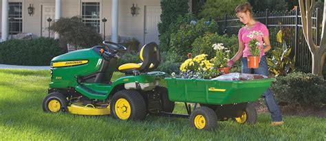 Garden Tractor Accessories Deere Lawn Garden Tractor Attachments Brinlyu