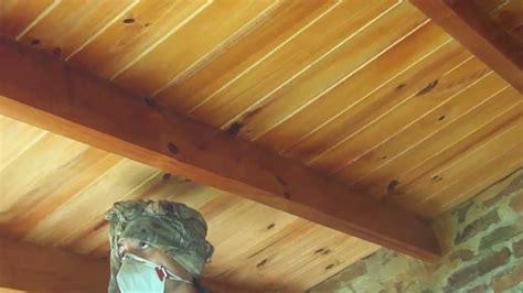 techo traduccion adiabatic 3000 pintando techo de machimbre youtube