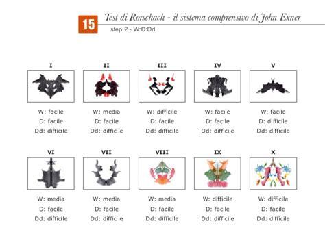 psicologia tavole di rorschach macchie di rorschach alla scoperta della personalit 224