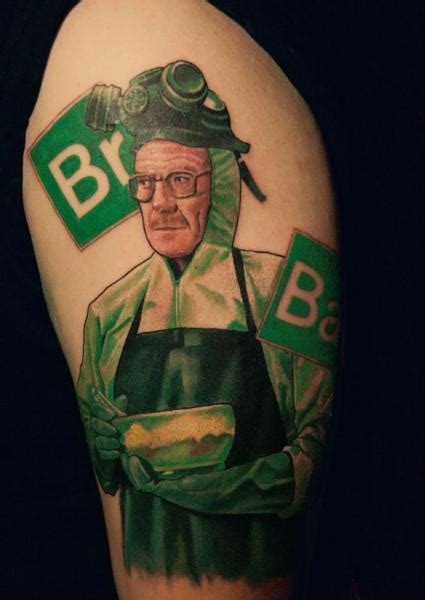 breaking bad tattoos tattoomagz handpicked worlds