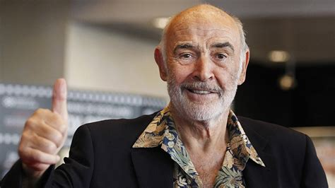 Sean Connery   A showbiz life in pictures as the Bond star