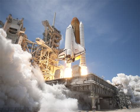 center for real life design launches with an emphasis on file space shuttle atlantis launches from ksc on sts 132