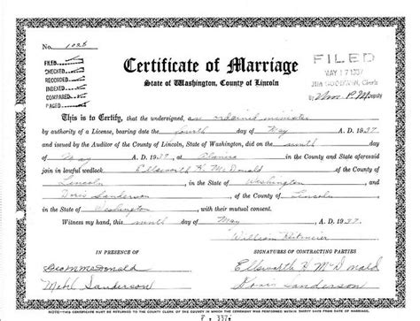 State Of Virginia Marriage Records Now Day S Marriage Certificate Is Essential Document