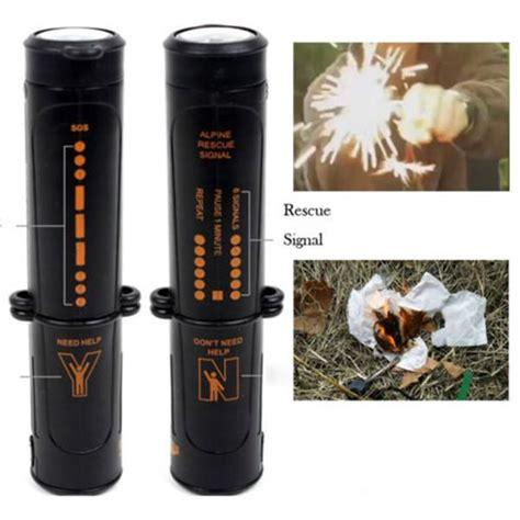 Tabung Perlengkapan Cing Survival Kit 10 In 1 tabung perlengkapan cing survival kit 10 in 1 black jakartanotebook