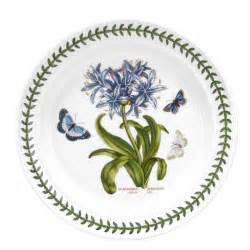 The Botanic Garden Portmeirion Portmeirion Botanic Garden 10 Inch Dinner Plate Portmeirion Uk