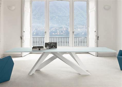 Large White Table Bonaldo Big Table In White Modern Furniture Dining