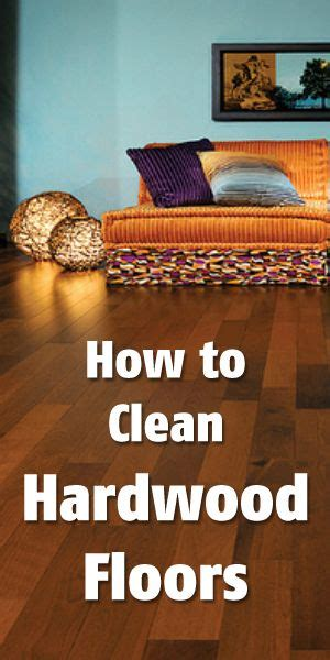 homemade clean hardwood floors and white vinegar on pinterest