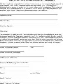 Letter Of Consent/ Medical Authorization Form from tse2.mm.bing.net