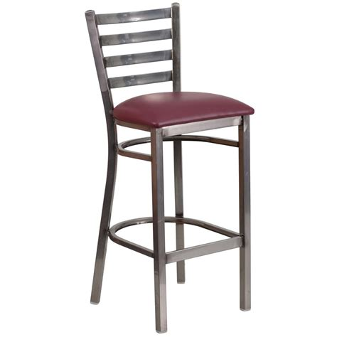 cushioned bar stool home decorators collection jacques 31 in antique ivory