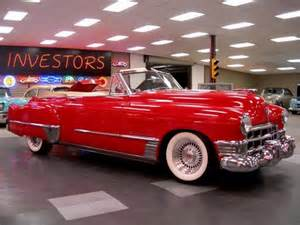 1948 Cadillac Convertible For Sale 1948 Cadillac Advertisements