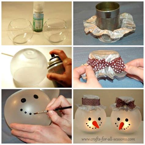 Home Decor Craft Ideas by 60 Of The Best Diy Christmas Decorations Kitchen Fun