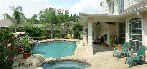 Backyard Pool Patio Aa B1 Pool Falls Patio Jpg