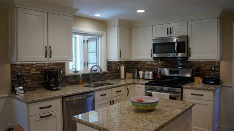 Kitchen Cabinets Rhode Island by Warwick Ri Kitchen Amp Countertop Center Of New England